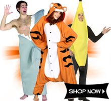 Picture for category Unisex Costumes