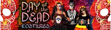 Picture for category Babies, Kids & Youth Day of The Dead Costumes