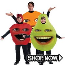 Picture for category Annoying Orange Group Costumes