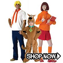 Picture for category Scooby-Doo Group Costumes