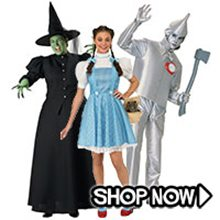 Picture for category Wizard of Oz Group Costumes
