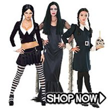 Picture for category The Addams Family Group Costumes