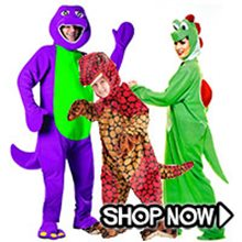 Picture for category Dinosaur Group Costumes