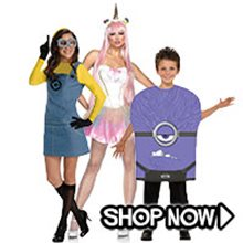 Picture for category Despicable Me Group Costumes
