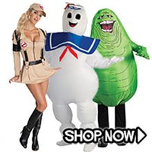 Picture for category Ghostbusters Group Costumes
