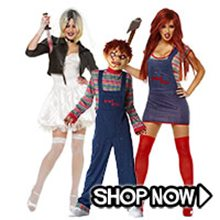 Picture for category Chucky Group Costumes