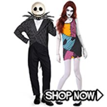 Picture for category Nightmare Before Christmas Couple Costumes