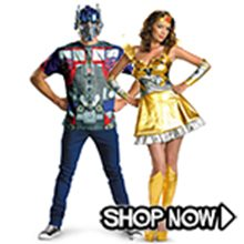 Picture for category Transformers Couple Costumes