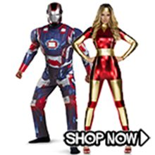 Picture for category Iron Man Couple Costumes