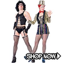 Picture for category Rocky Horror Picture Show Couple Costumes