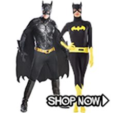 Picture for category Batman Couple Costumes