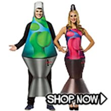 Picture for category Lava Lamp Couple Costumes