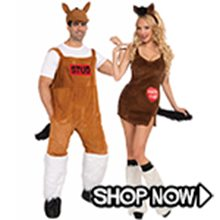 Picture for category Sexy Horse Couple Costumes