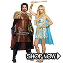 Picture for category Dragon Warrior Couple Costumes
