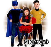 Picture for category Kids Easy Costumes