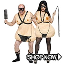 Picture for category Bondage Suit Couple Costumes