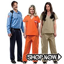 Picture for category Women's Prison Group Costumes