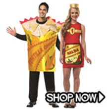 Picture for category Chips & Salsa Couple Costumes