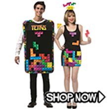 Picture for category Tetris Couple Costumes