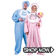 Picture for category Grown Baby Couple Costume