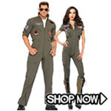 Picture for category Top Gun Couple Costumes