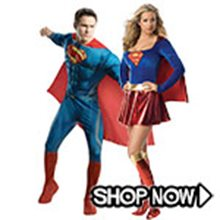 Picture for category Superman Couple Costumes