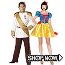 Picture for category Snow White Couple Costumes