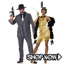 Picture for category 1920s Couple Costumes