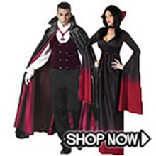 Picture for category Vampire Couple Costumes