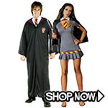Picture for category Harry Potter Couple Costumes