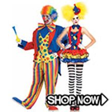 Picture for category Clown Couple Costumes