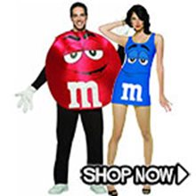 Picture for category M&M Couple Costumes