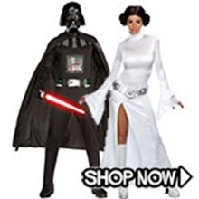 Picture for category Star Wars Couple Costumes