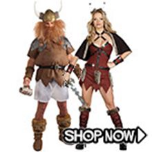 Picture for category Viking Couple Costumes