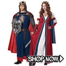 Picture for category Renaissance Couple Costumes