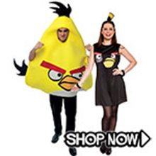 Picture for category Angry Birds Couple Costumes