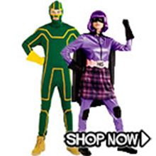 Picture for category Kick-Ass Couple Costumes