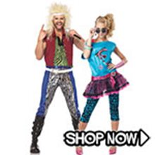 Picture for category 1980s Couple Costumes