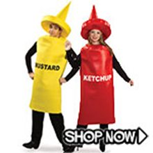 Picture for category Condiment Couple Costumes