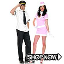 Picture for category Pilot Couple Costumes