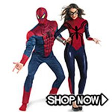 Picture for category Spider-Man Couple Costumes