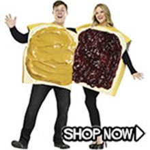 Picture for category Peanut Butter and Jelly Couple Costumes
