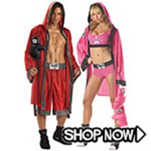 Picture for category Boxer Couple Costumes