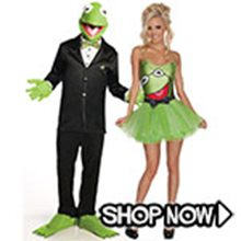 Picture for category The Muppets Couple Costumes