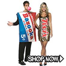 Picture for category Candy Couple Costumes