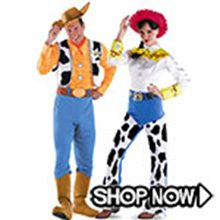 Picture for category Toy Story Couple Costumes