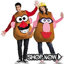 Picture for category Potatohead Couple Costumes