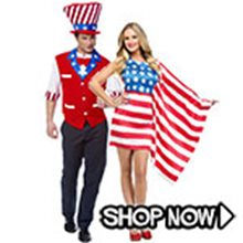 Picture for category USA Couple Costumes