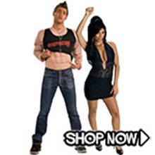 Picture for category Jersey Shore Couple Costumes