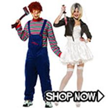 Picture for category Chucky Couple Costumes
